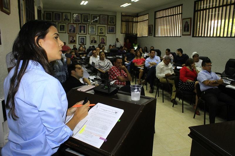 En materia de obras suspendidas Valledupar cuenta con un avance de las mismas de un 80 %.  FOTO/ JOAQUÍN RAMÍREZ