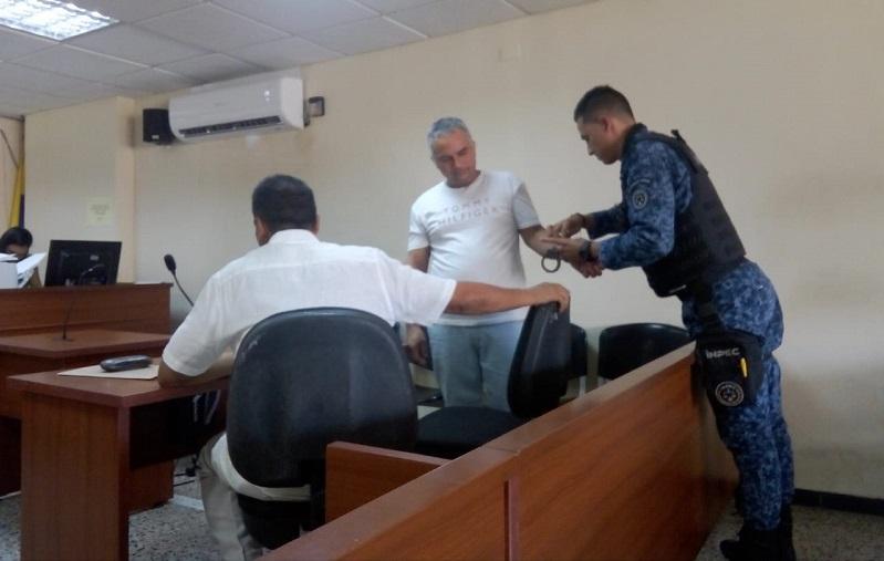 Preacuerdo entre la Fiscalía y la defensa de Tomas Padilla.