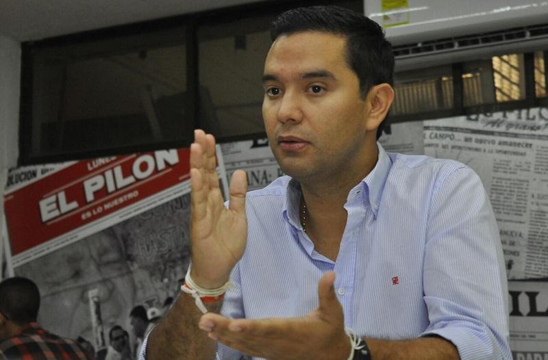 Mello Castro González.   FOTO/JOAQUÍN RAMÍREZ.