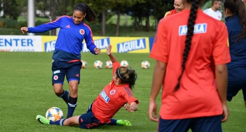 Las jugadoras nacionales esperan seguir celebrando, esta vez con la obtención del cupo al mundial.