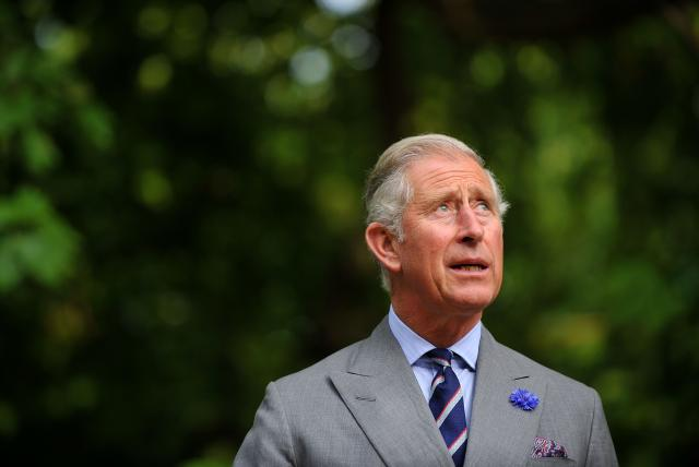 Príncipe Carlos de Inglaterra.   FOTO/CORTESÍA.