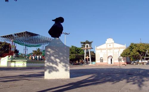 Municipio de El Paso, Cesar.   FOTO/CORTESÍA.