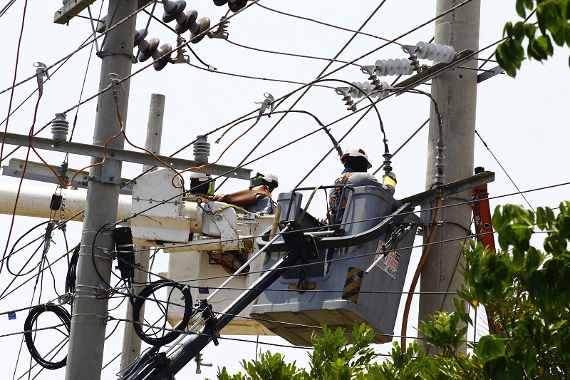 Este 20 de marzo el Gobierno tiene previsto  desarrollar la subasta para adjudicar a los nuevos prestadores el servicio de energía en la región Caribe.  FOTO/JAOQUÍN RAMÍREZ.