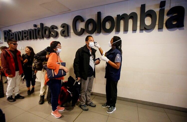 Colombia confirma seis nuevos casos de coronavirus