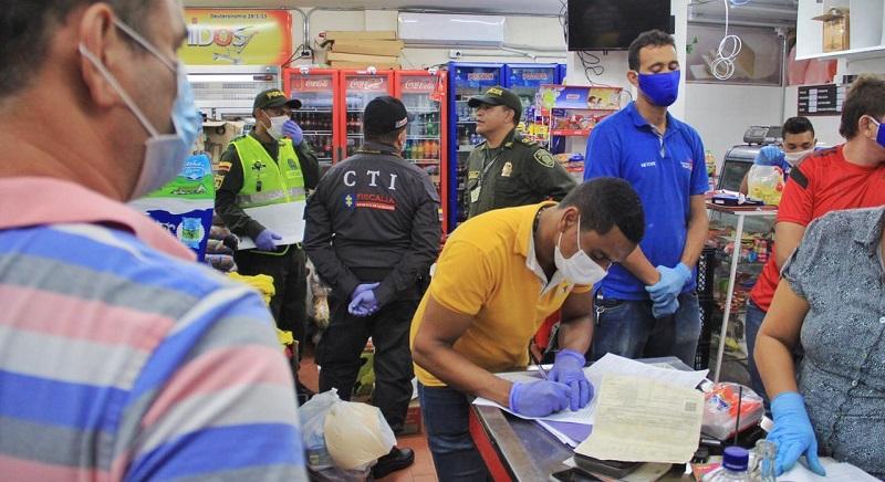 60 denuncias por especulación de los precios había recibido la administración municipal hasta el martes por la noche.   FOTO/CORTESÍA.