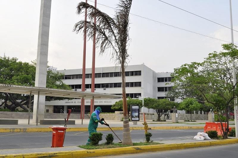 El Mercado Público, la plazoleta de la Gobernación, la plaza Alfonso López, entre otros lugares, están propuestos para la jornada.   FOTO/Joaquín Ramírez/EL PILÓN