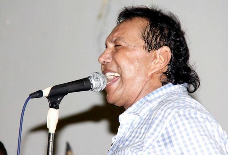 El 'Cacique de La Junta', Diomedes Díaz.   FOTO/CORTESÍA.