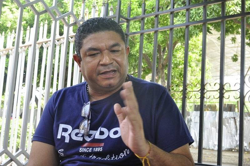 Heider José López Mena, especialista en vías y transporte con conocimiento en seguridad vial.  FOTO/JOAQUÍN RAMÍREZ.
