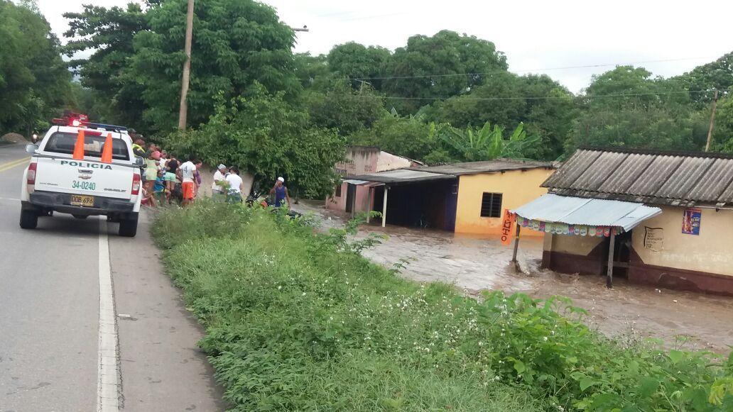 El caso sucedió en el barrio Montelíbano.  FOTO/REFERENCIA.