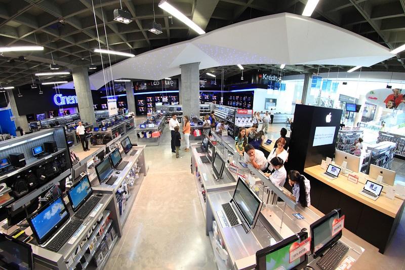 Los computadores, tablet y celulares son algunos de los productos que se podrán comprar sin IVA.   FOTO/REFERENCIA.