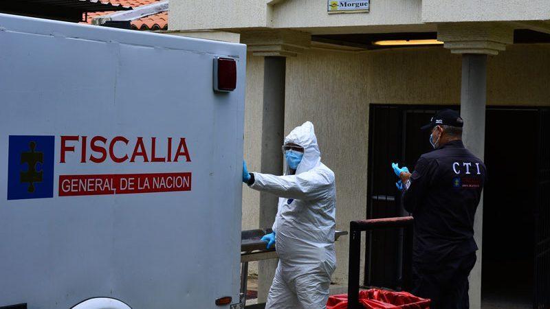 El cuerpo de la víctima permanecía en Medicina Legal.   FOTO/REFERENCIA.