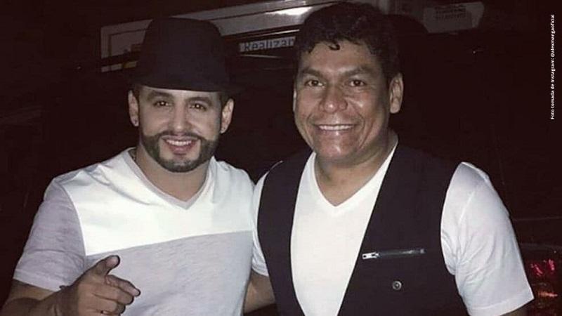 Nelson Velasquez y Alex Manga.   FOTO/CORTESÍA.