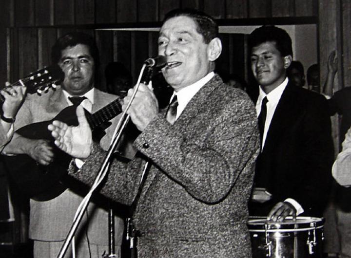 El maestro Rafael Escalona.   FOTO/CORTESÍA.