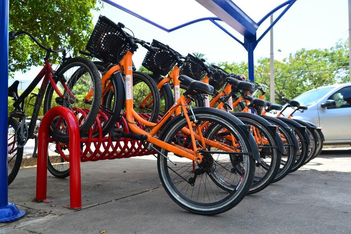 Pronto rodarán por la ciudad las bicicletas como medio alternativo y amigable al ambiente.
