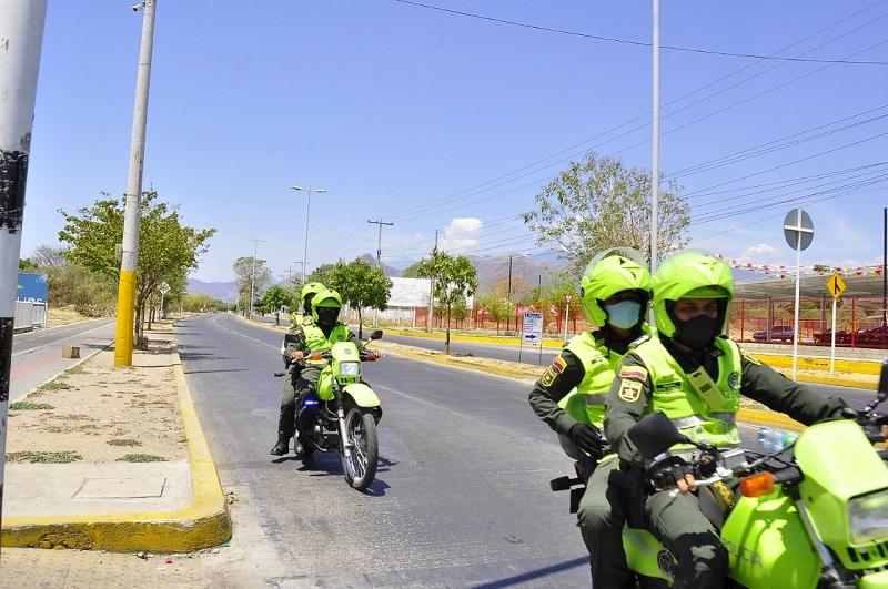 La medida empezará a regir desde este sábado 13 de junio.   FOTO/JOAQUÍN RAMÍREZ.