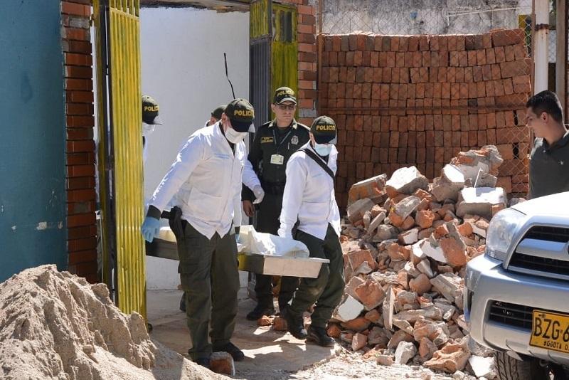 Algunos hechos violentos disminuyeron por la pandemia.   FOTO/ARCHIVO.