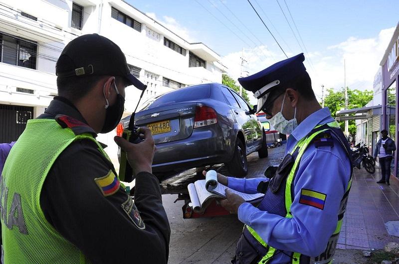 Con la ley, los infractores podrán llegar a acuerdos de pago de su deuda. Foto: Joaquín Ramírez | EL PILÓN