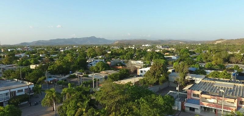El municipio de Bosconia, junto con Montería, Pasto, Fusagasugá y Mompox, integrarán el proyecto de 'Ciudad Energética' donde se implementa la energía solar en reemplazo de la eléctrica. Cortesía/EL PILÓN