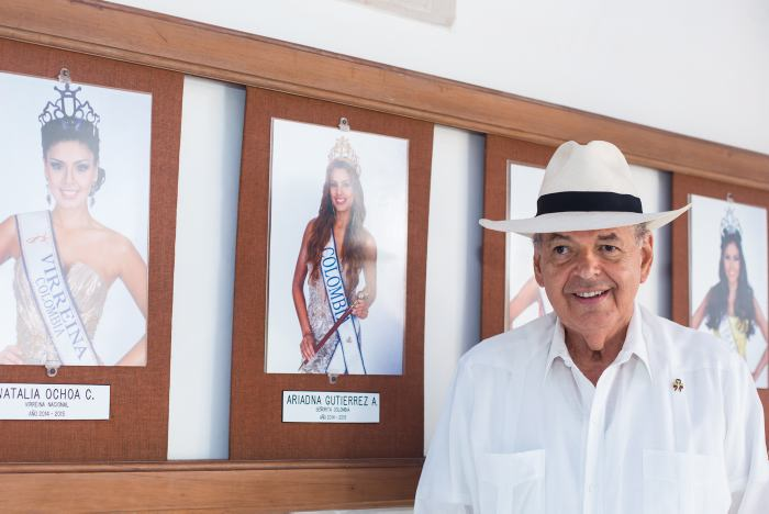 Raimundo Angulo, presidente del CNB.   Foto/Cortesía.