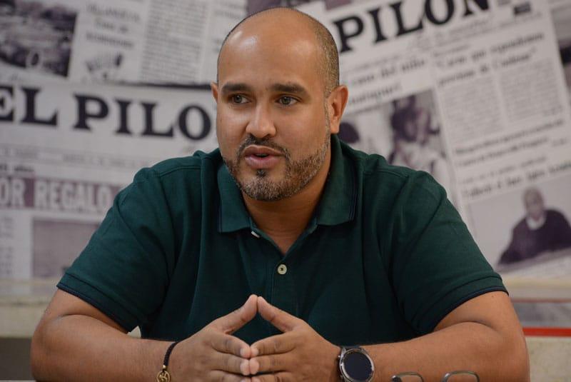 Wilson Solano, gobernador encargado del Cesar.  FOTO/ARCHIVO.