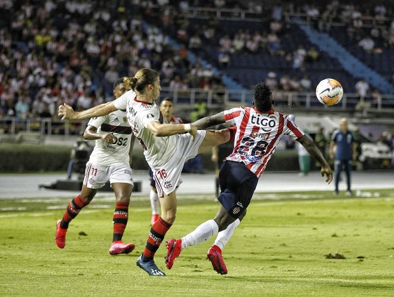 Junior deberá ir de frente en el reinicio de la Copa Libertadores y no especular si quiere clasificar a la siguiente fase.  FOTO/REFERENCIA.