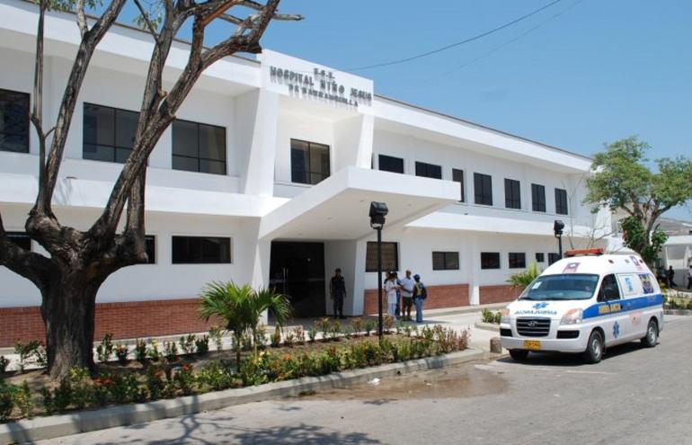 Hospital Niño Jesús de Barranquilla.   FOTO/REFERENCIA.