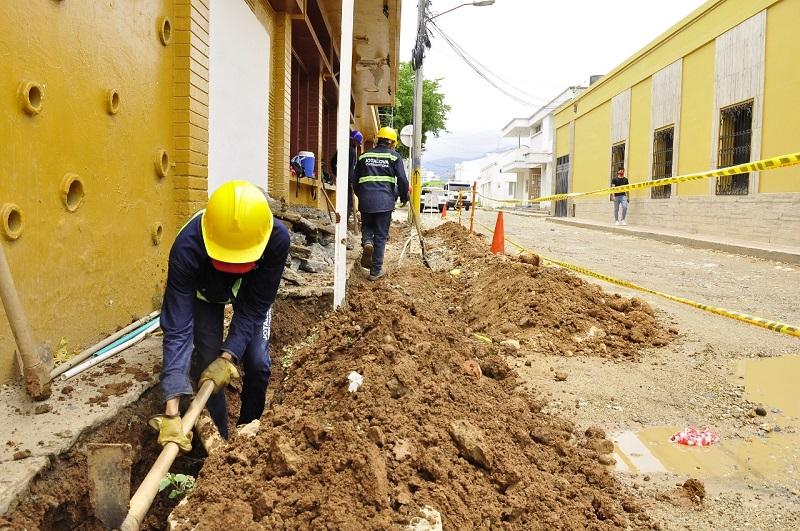 Las obras tuvieron un valor cercano a los $30.000 millones.   FOTO/JOAQUÍN RAMÍREZ.