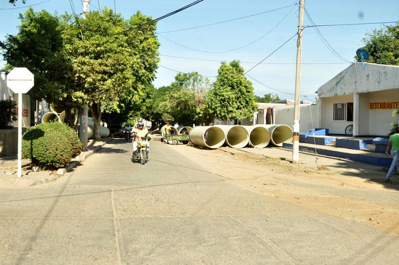 El hecho delincuencial sucedió en el barrio Los Caciques.
