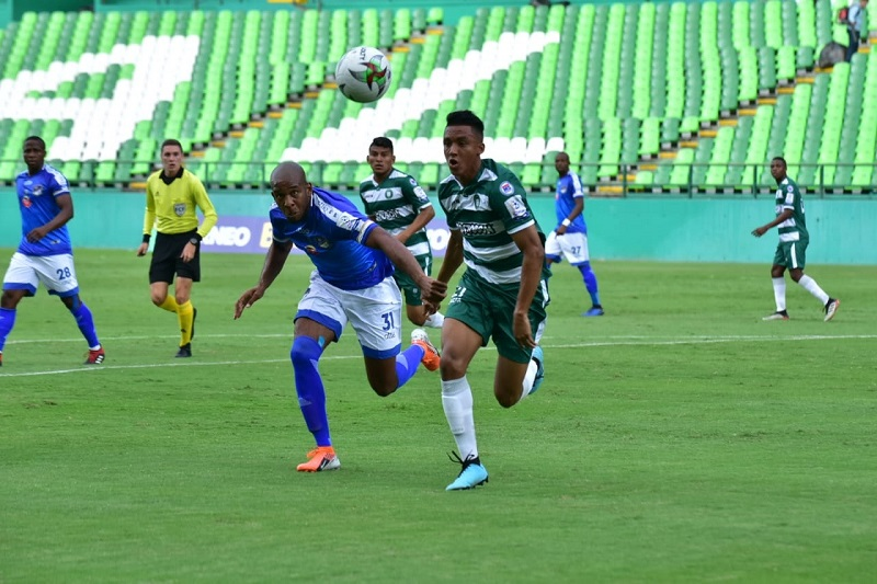 Valledupar iniciará su primer partido como visitante y la preocupación ronda a la prensa vallenata por no tener herramientas para contar lo que sucede en el partido.   FOTO/JOAQUÍN RAMÍREZ.