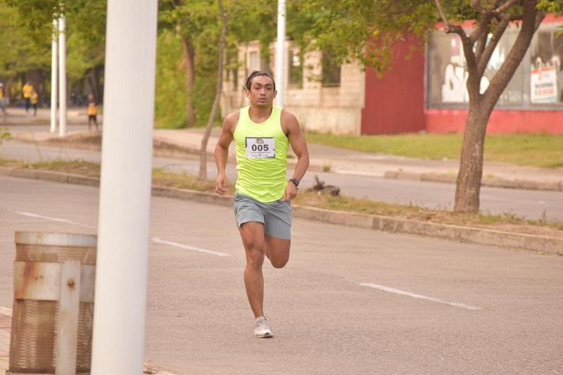 Nuevamente los atletas saldrán a competir de forma presencial, esta vez el escenario será el parque de Los Algarrobillos.   FOTO/CORTESÍA.