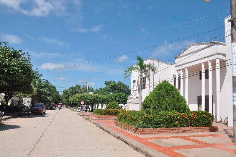 Los hechos ocurrieron en dos sectores de Curumaní.  FOTO/REFERENCIA.