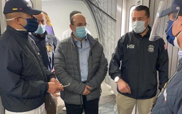 'Jorge 40' llegó deportado de Estados Unidos