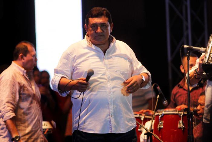 Poncho Zuleta será uno de los cantantes que estará en la final del Festival Vallenato 2020.   FOTO/CORTESÍA.