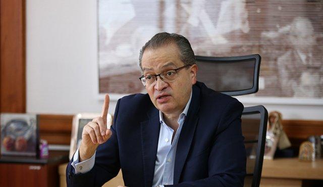 Fernando Carrillo, procurador General.   FOTO/CORTESÍA.