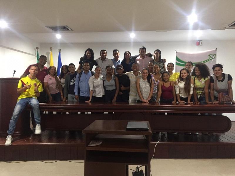 A través de la Plataforma de Juventudes diferentes organizaciones participan en la creación de políticas públicas.  FOTO/CORTESÍA.