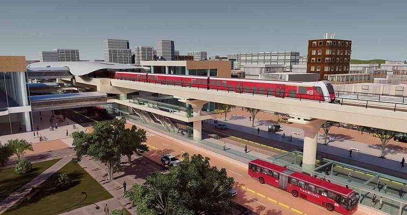 Hoy arranca la construcción del Metro de Bogotá: Claudia López