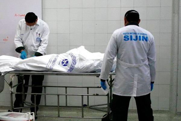La investigación del crimen está a cargo de la Sijín.  Imagen de referencia.