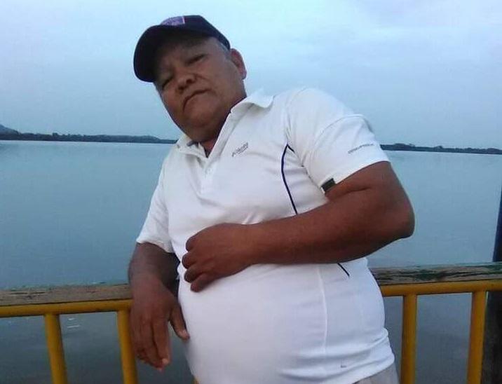 Elkin Fontalvo murió por varios disparos. FOTO/CORTESÍA.