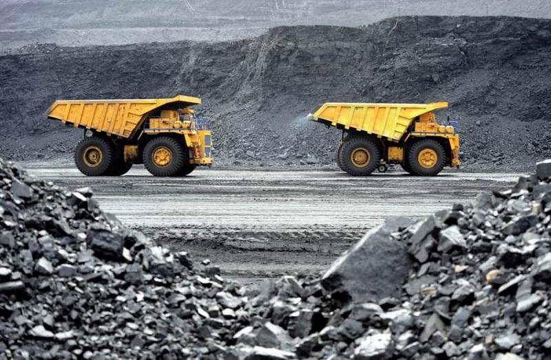 De los $2 con los que participa el departamento del Cesar en la economía nacional, de cada 100 que esta produce, el 40%, es decir 80 centavos, son producto del carbón.  FOTO/IMAGEN DE REFERENCIA.