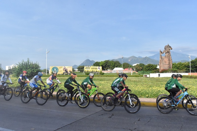 Los ciclistas volverán a correr por las vías de Valledupar.   FOTO/CORTESÍA.