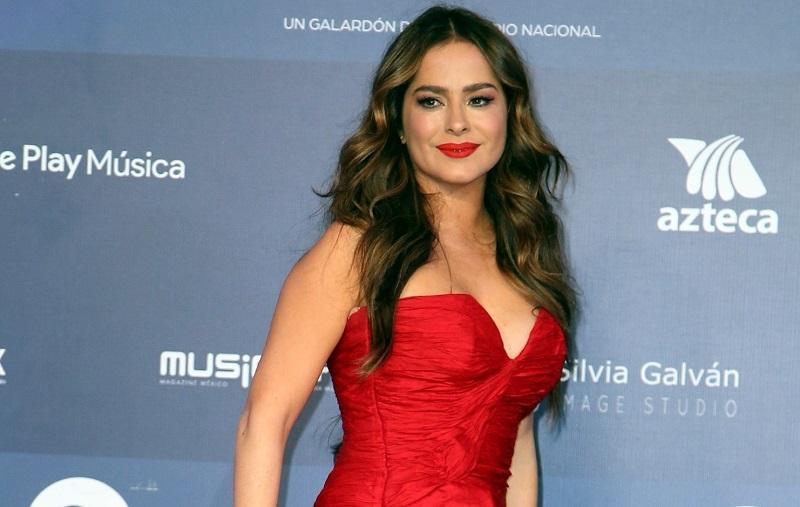 Danna García, actriz colombiana.   FOTO/CORTESÍA.