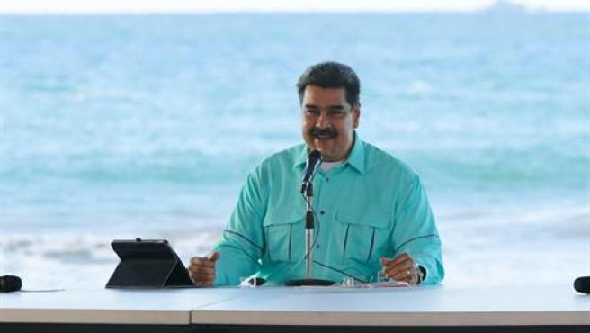 Maduro anunció que Venezuela descubrió una medicina que