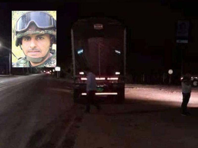 Jaime Alfonso Vergara, víctima del accidente en La Mata.  FOTO/CORTESÍA.