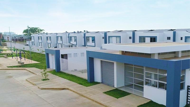 En el departamental del Cesar octubre fue el segundo mejor mes del 2020 en ventas de viviendas, con 214 unidades, luego de febrero (con 233); por encima del promedio 2019 (196 a 197) y superando ampliamente las 140 vendidas en octubre 2019.   Foto: Joaquín Ramírez/EL PILÓN