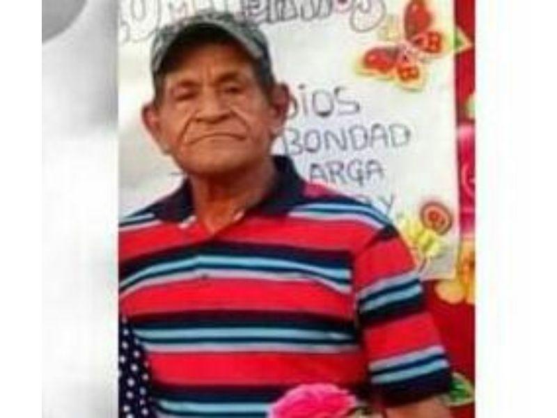 Rafael Antonio Quiroz, víctima.   FOTO/CORTESÍA.