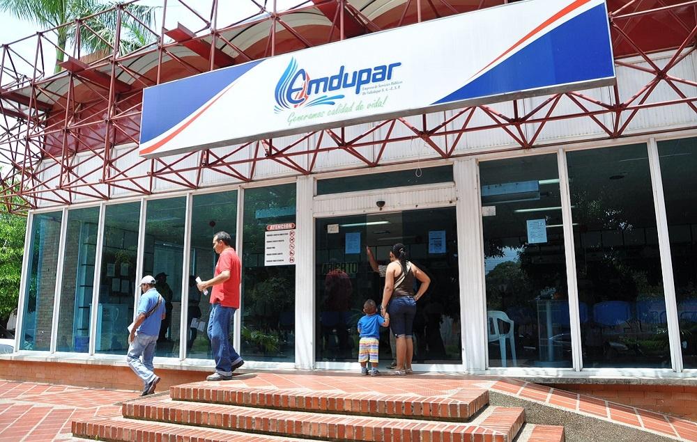 Los hallazgos fiscales en Emdupar ascienden a $253 millones. Foto: Joaquín Ramírez.