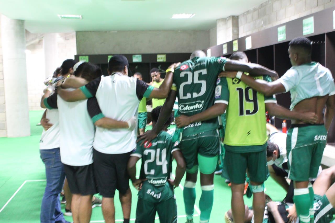 La unión hizo la fuerza y el Valledupar FC logró su paso a los cuadrangulares.