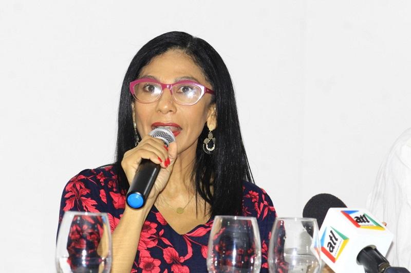 Darguin Guevara, exrectora de la UPC.   Foto/ARCHIVO.