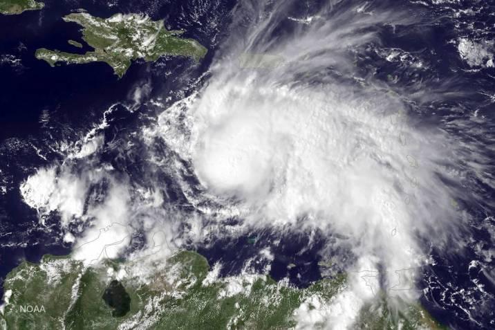 Advierten posibilidad de nueva formación ciclónica en el mar Caribe colombiano