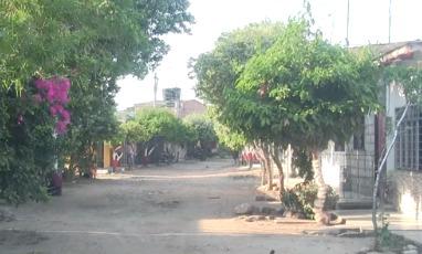 Benedicto Garzón llevaba cinco meses viviendo en el municipio cesarense.  FOTO/CORTESÍA.